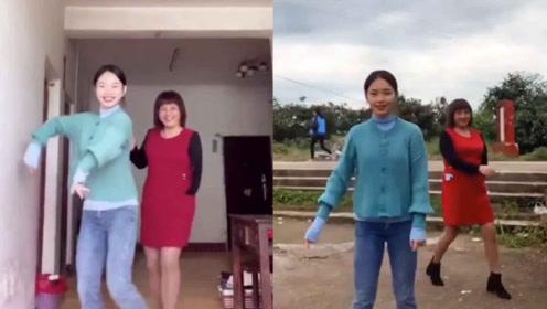 妈妈遇车祸致手臂截肢 19岁女儿教她跳舞拍视频让她重燃生活希望