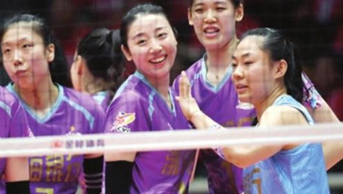 女排联赛即将开始,天津队全力备战,球迷喊话:多锻炼替补球员