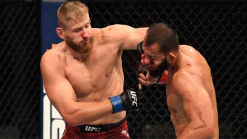 UFC轻重量级冠军 布拉乔维奇精彩KO集锦,骨头一走 我就是老大!