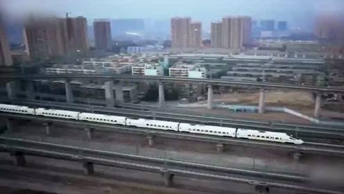 我们为什么拼了命的修这么多高铁,看完这视频我懂了!