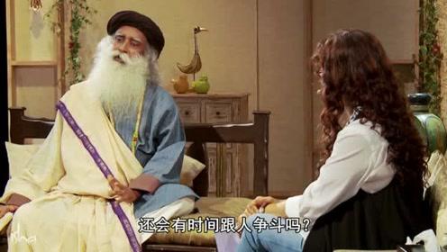 Isha视频-萨古鲁:做这一件事,你就能喜悦地生活