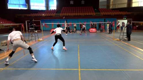 昆明市体育馆羽毛球赛决赛3