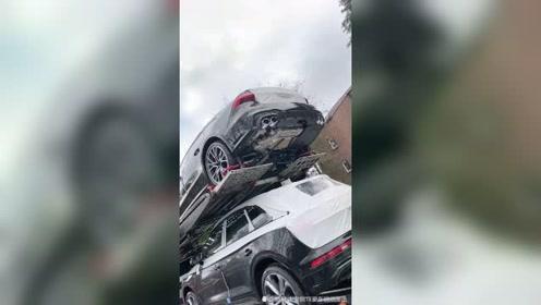不知道哪位车主又会遭殃了