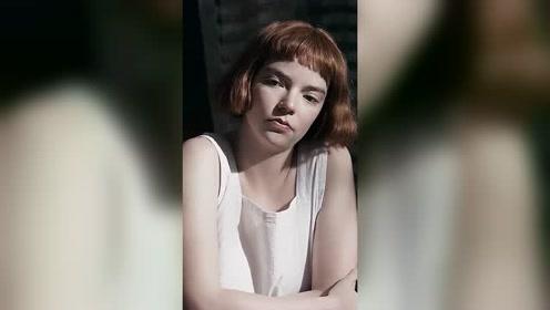 发型有时候真的很重要,你们喜欢这样的她吗?