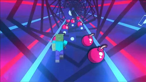 MC动画世界《音乐挑战》,怪物们的新玩法!