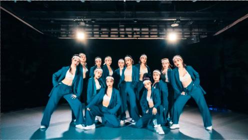 小姐姐们酷帅热舞!女孩子跳街舞到底能帅到什么程度?