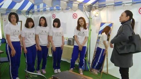 热舞女团:日本女孩的颜值太可爱了,十七八的年纪,简直嫩出水