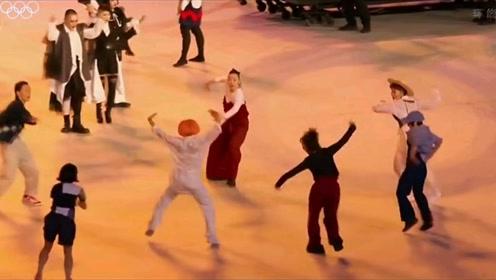 东京奥运会奥运会开幕?史上最奇葩昨晚看了一半给我吓坏了,我直接看的08年北京奥运会才顺心了