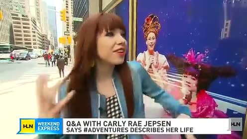 Q & A With Carly Rae
