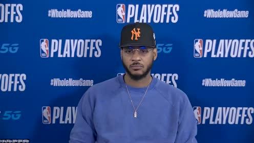 安东尼谈下赛季去向:真的希望留在波特兰 让一切继续再来一年