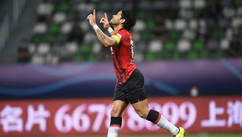 【战报】上海上港1-0北京国安 胡尔克点球制胜