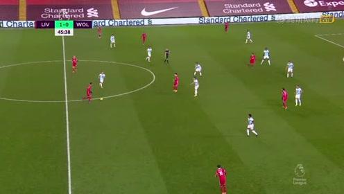 【原声】20/21英超第11轮:利物浦vs狼队 下半场
