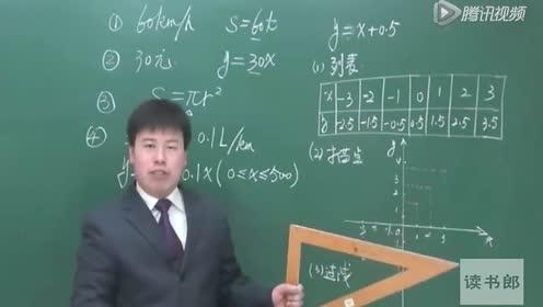新人教版八年级数学下册19.1 函数