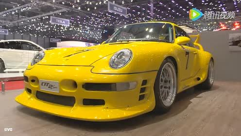 RUF at Geneva 2016 MOTOR SHOWS