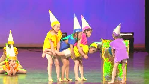 金凤凰舞蹈培训中心暑期汇演