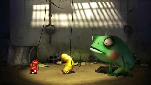 爆笑虫子:第一季 《嘻哈音乐》原来音乐可以这样玩