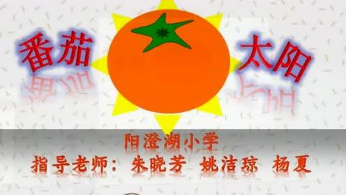 """苏教版四年级语文下册12 """"番茄太阳"""""""