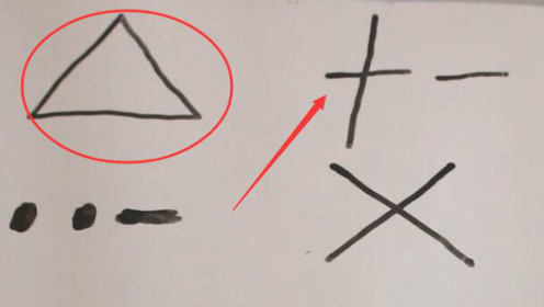 你家门口有这些奇怪的符号吗?这其实是小偷做