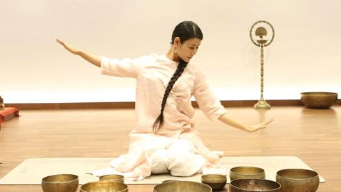 王媛:瑜伽练习最重要的不是体式 而是获得内心的轻松和宁静!