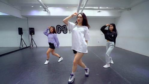 动感爵士舞《Puzzle Moon》现代流行舞蹈视频