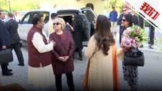印度首富嫁女!希拉里亲临献花 碧昂丝到场献唱