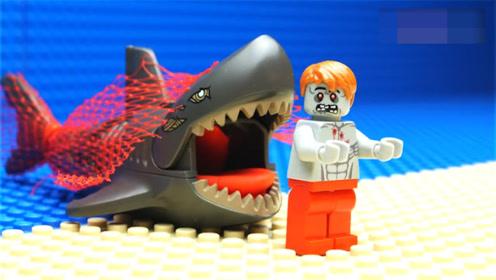 14)《乐高大电影2》与你一起太空v电影,变成a电影周末!美剧人被恶鱼咬开启恶鱼的电影图片