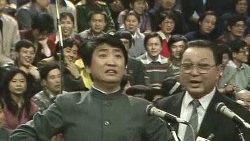 姜昆经典相声《虎口遐想》,一遍看不够!