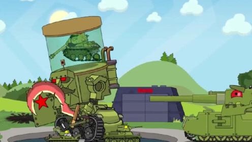 苏系战神kv44,与赛博坦并肩推进!图片