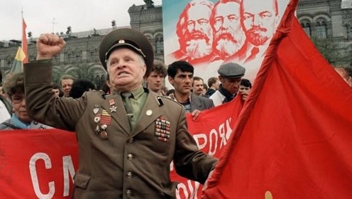 The fifth grade of the history of grade nine. The reform and evolution of socialist countries. 10 The reform and disintegration of the Soviet Union.