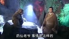 小伙进山洞求见药仙救命,谁知一进洞看到一只猴子:药仙是猴子?