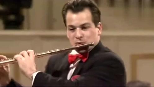 优美的古典音乐!莫扎特长笛协奏曲,简直太经典了!