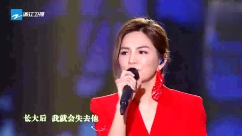 SHE献唱经典歌曲《不想长大》,独特的嗓音,慢