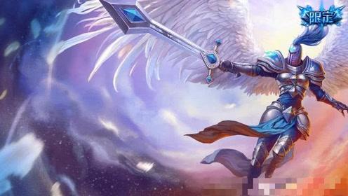 《英雄联盟故事》LOL第6个英雄——正义天使《故