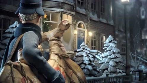 德语感人动画短片:圣诞就在你心中 @柚子木字幕