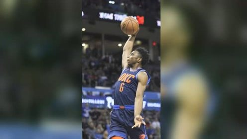 11月10日NBA五佳球第一球:保罗鬼手助攻迪亚洛残暴隔扣