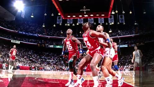 1981年选秀状元马克奥古尔 3届全明星阵容!2个总冠军!