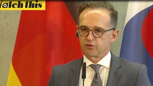 德国外长:白俄罗斯大选不透明 欧盟必须要讨论
