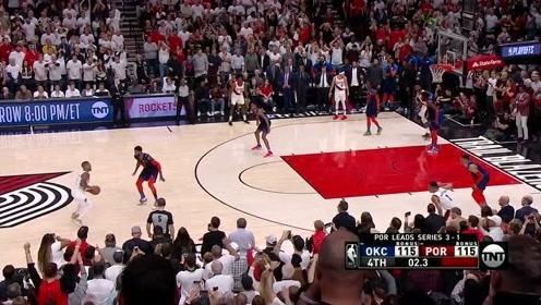 NBA似曾相识时刻合集!不同的比赛!相同的剧本