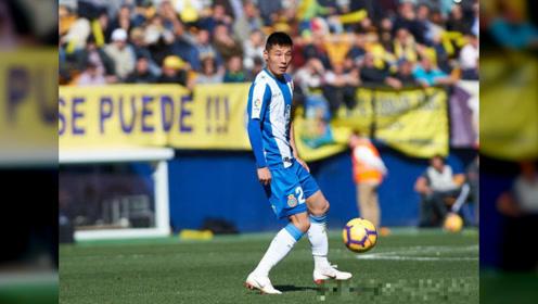 武磊没去英超,而是与西班牙人续约了,历史证明下赛季就重返西甲