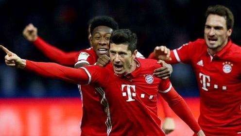这个拜仁有点强——实况足球预热欧冠决赛