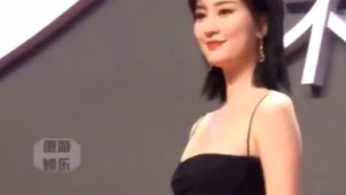 乔欣的身材比例太完美了,这种穿衣风格你觉得适合她吗