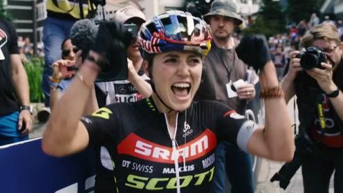 「极限运动」山地自行车赛事精彩集锦!见证冠军的诞生!