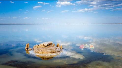 世界最贵的湖泊在中国,亦是世界最大天然盐湖,盐储量达600亿吨