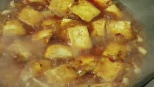 豆腐在家一定要这么做,千万不要直接下锅!学到后一上桌就被抢空!