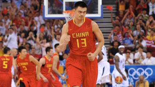 姚明,百年一遇的中国男篮脊梁,已过40岁了