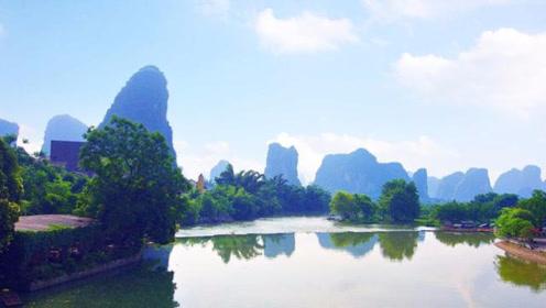 桂林作为中国最佳旅游目的地城市,却没有成都、重庆受欢迎!