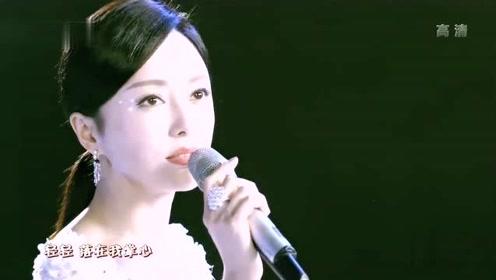 秦岚爆好听演唱《雪落下的声音》一开口就爱了,好听哭!