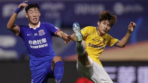 中超第12轮:江苏苏宁0:0上海 苏宁守住第二,申花重返第四。