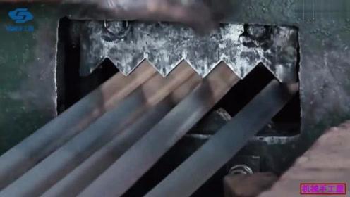 生活中常用的角铁怎么生产的?这个视频解开我的疑惑
