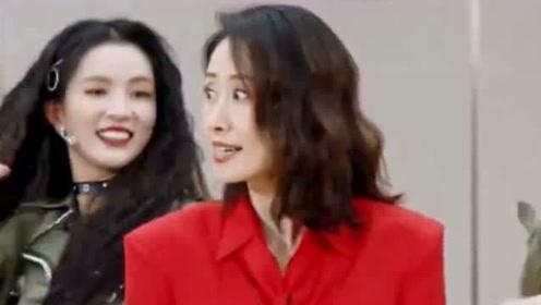 刘敏涛的魔性表情又火了,姐姐的身材真是一级棒,太可爱啦